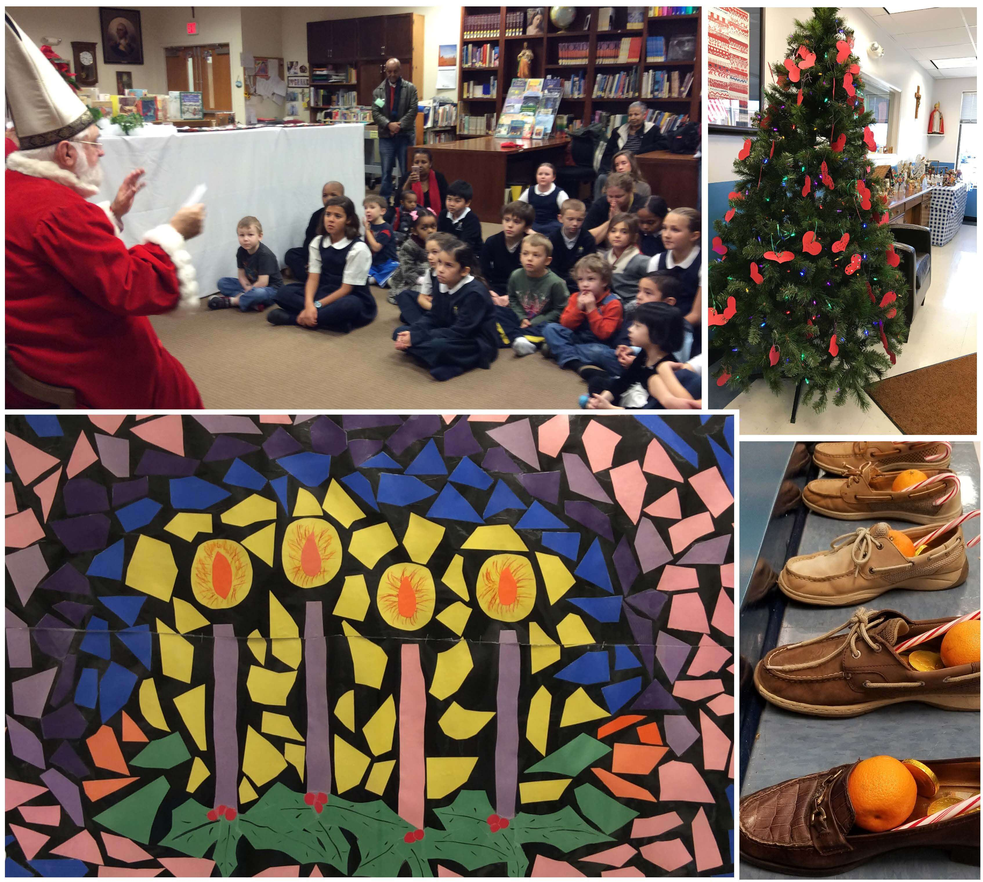 Advent and Christmas at Angelus Academy